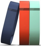 Fitbit Large Replacement Bands designed for the Fitbit Flex -  3 color pack