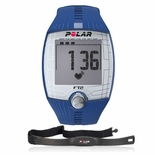Polar FT2 Fitness Heart Rate Monitor (Blue)