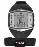 Polar FT60 Women's Fitness Heart Rate Monitor (Black)