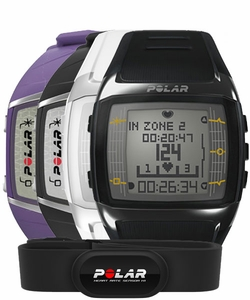 Polar FT60 Fitness Mens Heart Rate Monitors in various colors