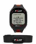 Polar RCX3 BASIC Heart Rate Monitor (Black)