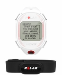 Polar RCX3 BASIC Heart Rate Monitor (White)