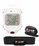 Polar RCX3 BIKE Heart Rate Monitor (White)