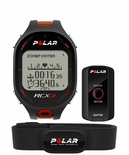 Polar RCX3 GPS Heart Rate Monitor (Black)