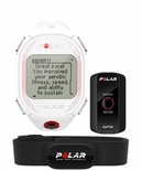 Polar RCX3 GPS Heart Rate Monitor (White)