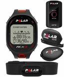 Polar RCX3 Premium Package Heart Rate Monitor (Black)