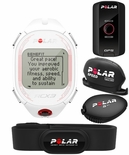 Polar RCX3 Premium Package Women's Heart Rate Monitor White