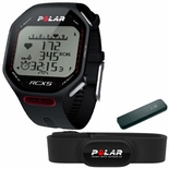 Polar RCX5 Basic Heart Rate Training Computer w/H2 Transmitter Black 90038881