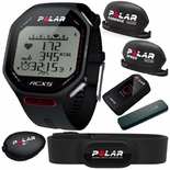 Polar RCX5 Premium Training Package w/H2 Transmitter (Black)