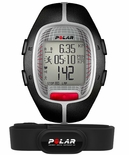 Polar RS300X Running Computer Heart Rate Monitor (Black)