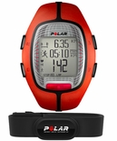 Polar RS300X Running Computer Heart Rate Monitor (Orange)