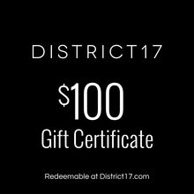 _$100.00 Gift Certificate