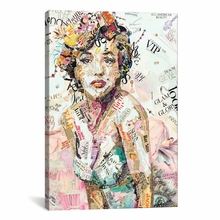 14 Glam Glory Canvas Wall Art