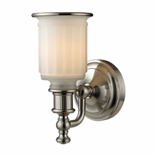 Acadia Sconce In Brushed Nickel