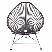 Acapulco Chair - Grey Weave
