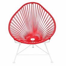 Acapulco Chair - Red Weave