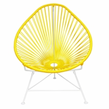 Acapulco Chair - Yellow Weave
