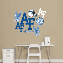 Air Force Logo Wall Decals