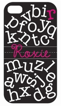 Alphabet Rocks iPhone Case