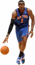 Amare Stoudemire Fathead Jr. Wall Decal