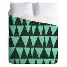Analogous Shapes 1 Lightweight Duvet Cover