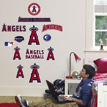 Angels Logo Wall Decals