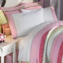 Anna's Ruffle Pink Sheet Set