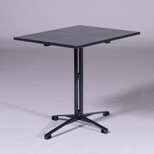 Anthracite Grey Cafe Table