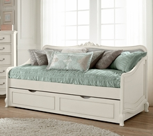 White Eleanor Twin Daybed