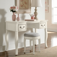 White Kidwell Desk