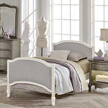Adalene Upholstered Twin Bed