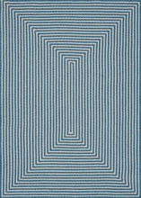 Aqua In/Out Rug
