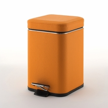 Argenta Waste Basket in Orange
