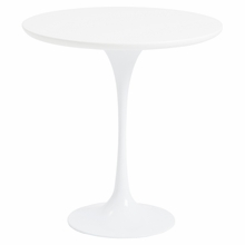 Astrid Side Table in White
