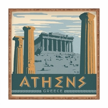 Athens Square Tray