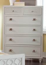 Audrina Six Drawer Chest