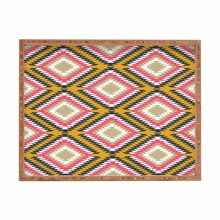 Aztec Woven Rectangle Tray