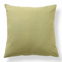 Basic Elements Solid Green Throw Pillow