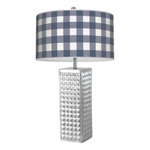 Beau Table Lamp in Multiple Patterns