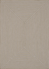 Beige In/Out Rug