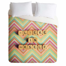 Believe In Yourself Lightweight Duvet Cover