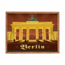 Berlin Rectangular Tray