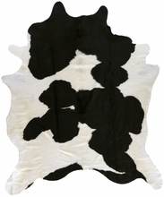 Black and White Duke Rug