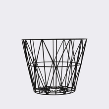 Black Small Wire Basket