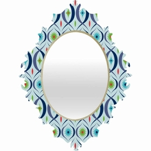 Boogaloo Jewel Baroque Mirror