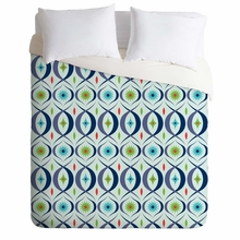 Boogaloo Jewel Lightweight Duvet Cover