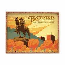 Boston Rectangular Tray