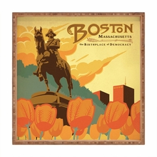 Boston Square Tray