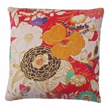 Botanical Accent Pillow