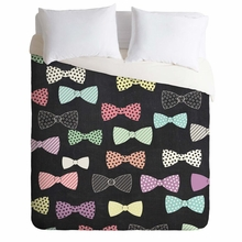 Bow Ties Lightweight Duvet Cover